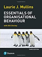 Essentials of Organisational Behaviour