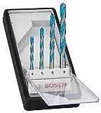 Bosch Professional 2 607 010 521 Juego de 4 brocas multiuso Robust Line...