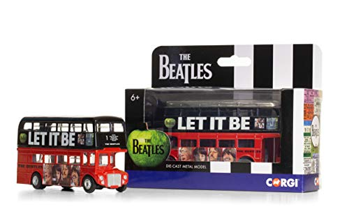 Corgi CC82341 The Beatles-London Bus-Let It Be