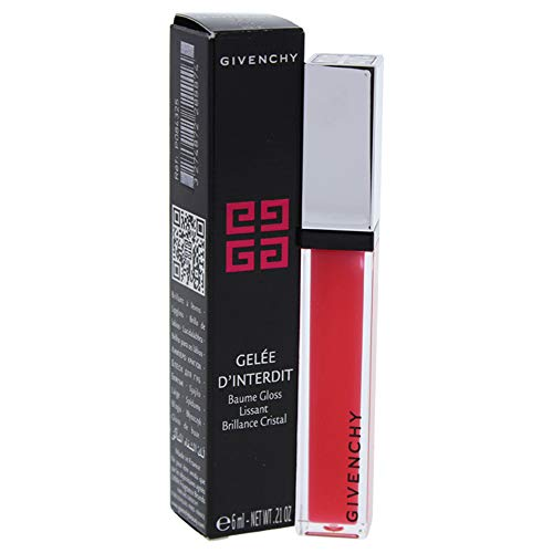 Givenchy Gelee Dinterdit Smoothing Gloss Balm Crystal Shine - # 25 Sorbet Pink By Givenchy for Women - 0.21 Oz Lip Gloss, 0.21 Oz