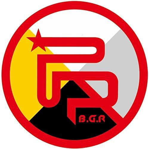 B.G.R