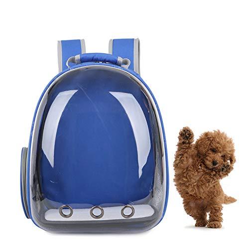 AlwaySky Mochila para Transportar Mascotas, aprobada por la aerolínea, para Perros, Transpirable,...