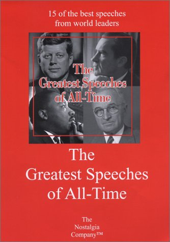The Greatest Speeches of All-Time: 15 of the Best Speeches from World Leaders