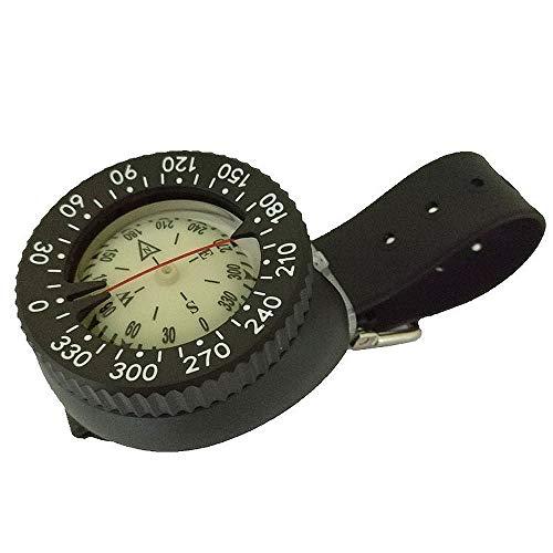 TJTJ Boussole Navigation Poignet Plongée Portable Multifonction Outdoor Survival Navigator