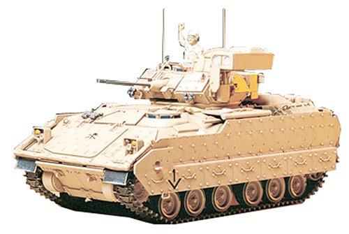 タミヤ 1/35 ミリタリーミニチュアシリーズ No.152 アメリカ陸軍 M2A2 スーパーブラッドレー プラモデル 35152