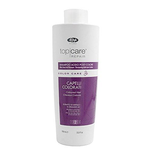 LISAP Top Care Repair Color Care After Color Acid Shampoo 1000 ml.