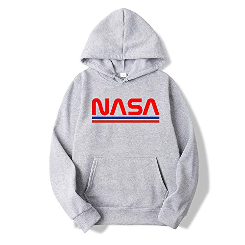 Hoodie NASA getij trui mannen en vrouwen straat trui
