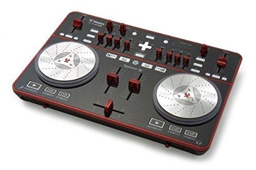 Vestax Typhoon DJ Mischpult