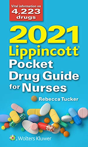 2021 Lippincott Pocket Drug Guide for Nurses