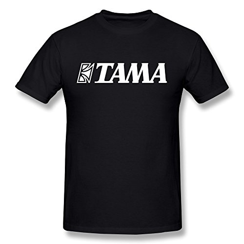Golden dosa Men's Tama Drums Logo T-Shirt
