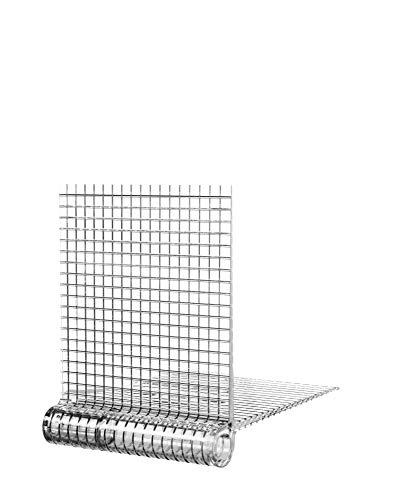 Kartell Kite Shelf Mensola, Set da 2 Pezzi, Transparente (Cristallo)