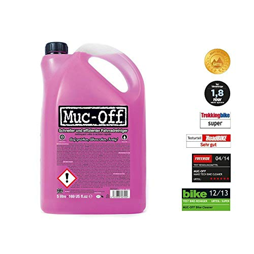 Muc-Off Bike-Reiniger Bike Cleaner Gr. 5 Liter