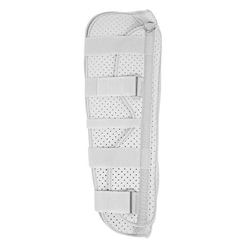 Ortesis fija de rodilla para fractura de férula, duradera para uso profesional(grey, M)