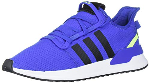 adidas Originals Tenis U_Path Run para hombre, azul (Active Blue/Core Black/Hi-res Amarillo), 47 EU 🔥