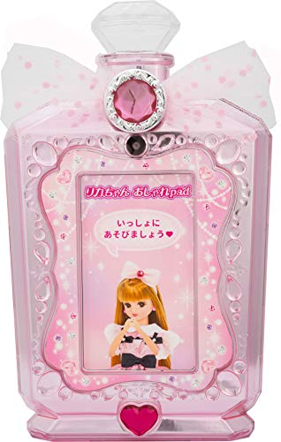 タカラトミー(TAKARA TOMY) リカちゃん おしゃれ pad W210×H290×D60mm ピンク