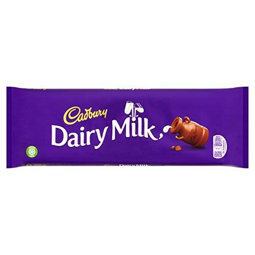 Cadbury Dairy Milk Chocolate Bar, 300 g