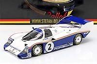 ミニチャンプス 1/18 ポルシェ 956K #2 サンダウン 1000km 1984 優勝車
