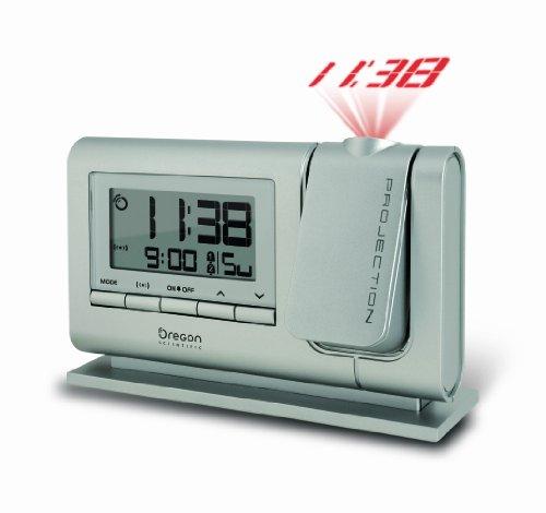 Oregon Scientific Classic Projection Alarm Clock,...
