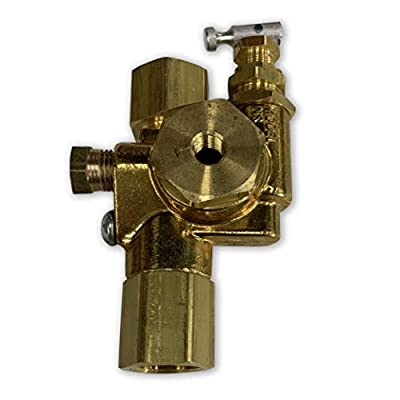 Pilot Discharge Unloader Valve Check Valve for gas air compressor 95-125 psi from Conrader
