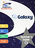 Reading Planet Galaxy Teacher's Guide E (Yellow - Orange) (Rising Stars Reading Planet)