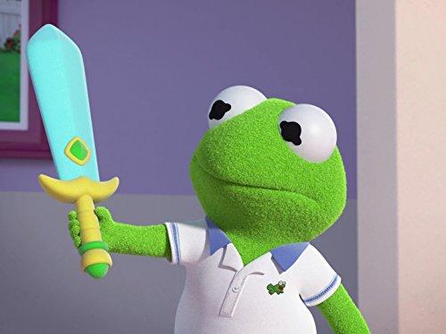 Sir Kermit the Brave / Animal Fly Airplane