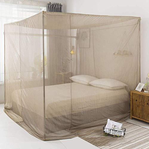 CEXTT Alto Radiante Protector de Agua Cuadrada/de Movimiento eléctrico/con escalable Suizo Anti-mosquitero...