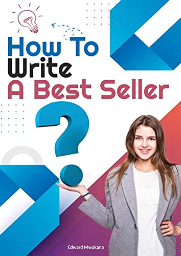 HOW TO WRITE A BESTSELLER (English Edition)