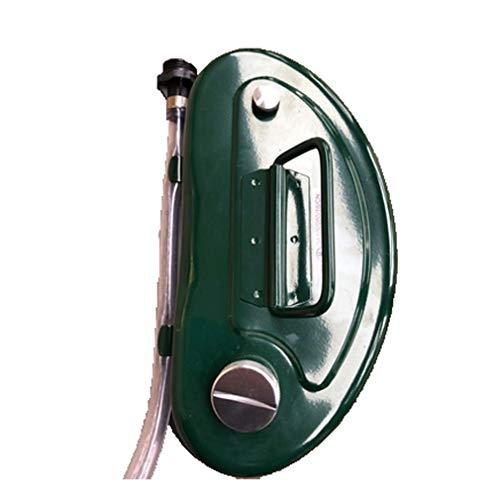 Benzinkanister, 3L Mobilbenzinkanistern, geeignet for Motorräder (Farbe : Grün)