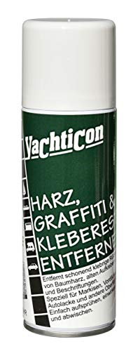 Yachticon Hars, Grafitti & lijmresten remover 200ml