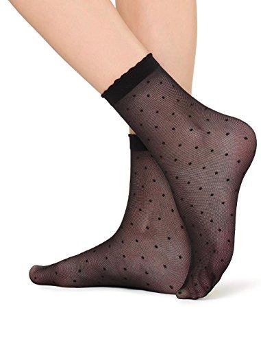 Calzedonia Damen Klassisch gemusterte Socken
