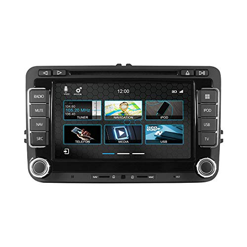 DYNAVIN N7-V7 Autoradio Navigationsgerät N7 Platform für VW, Skoda und Seat