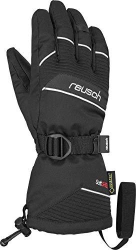Reusch Jungen Maxwell GTX Junior Handschuhe, Black/White, 5.5