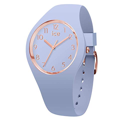 Ice-Watch - ICE glam colour Sky - Women's wristwatch with silicon strap - 015329 (Small)