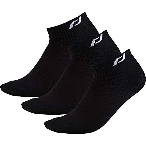 Pro Touch New Ljubljana Chaussettes Homme, Noir, FR : S (Taille Fabricant : 42-44)