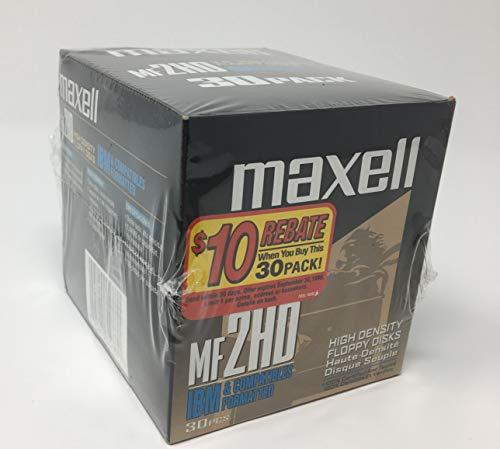 MAXELL 556531 Floppy Disks 30-pk
