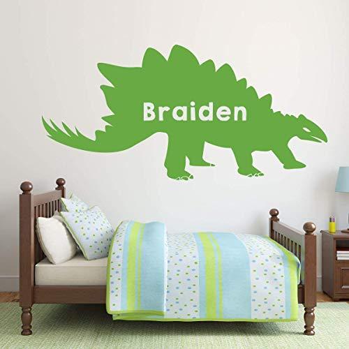 BailongXiao Klassische tierischen Benutzerdefinierten Namen Dekoration Aufkleber Kinderzimmer...