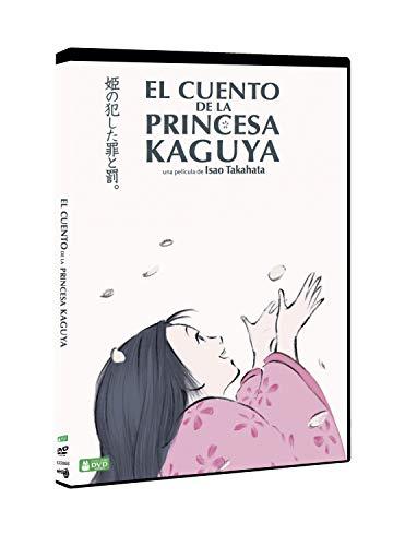 El Cuento De La Princesa Kaguya - Edición 2019 [DVD]