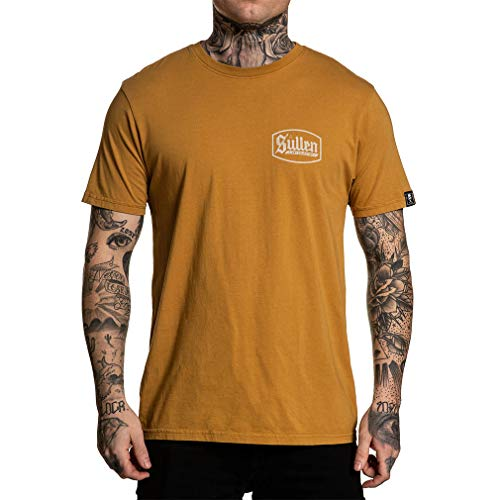 Sullen Clothing T-Shirt - Lincoln Ocker (L)