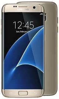 Samsung Galaxy S7 Edge G935V 32GB Gold - Verizon (Renewed)