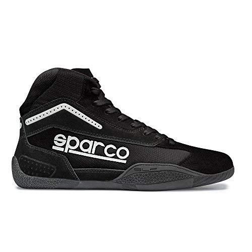 Sparco 00125926NRNR Botines para Karting, Negro, 26