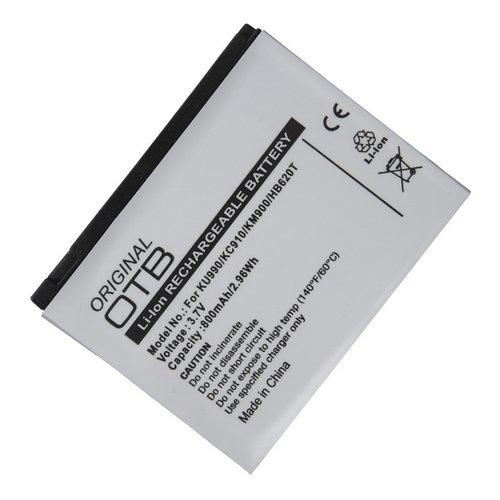 Mobilfunk Krause - Akku für LG KB770 800mAh Li-Ionen (LGIP-580A)
