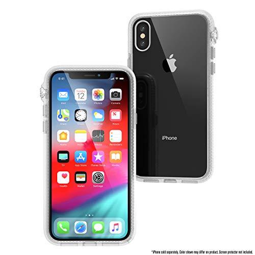 Preisvergleich Produktbild Catalyst Hülle,  Aufprallschutzm,  Stoßfest für iPhone X,  Premium Qualität,  Durchsichtig