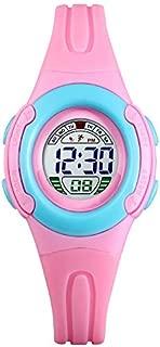 Siniya Kids Watch Quartz Watch Waterproof Swimming Sports Watch Boys Girls Led Digital Watches for Kids Watch