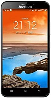 Lenovo A916 8GB Black, Dual Sim, 5.5 inch, Unlocked International Model, No Warranty [並行輸入品]