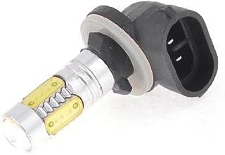 eDealMax 881 Blanca 5 LED de la lente del proyector del faro Foglight 7.5W Luz