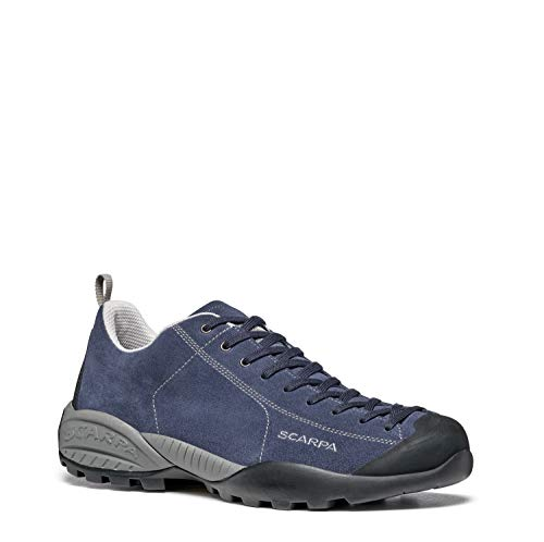 Scarpa Mojito GTX, Zapatillas de Trail Running, Blue Cosmo-Blue Gore-Tex BM Spider Trek, 38 EU