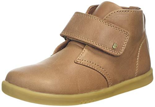 Bobux, Desert boots Garçon mixte enfant, Jaune (Caramel 1), 26 EU