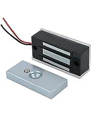 Elektrische Magnetische Lock 60 kg 12 v Fail Veilig Nc Node Deur Toegangscontrole Systeem Voor Huishoudelijke Professionele Gereedschap
