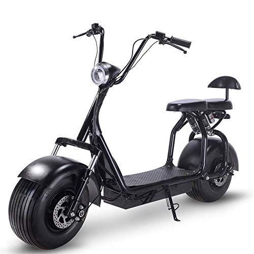 1000w Motor Electric Scooter for Adults, Fat Tire Electric...