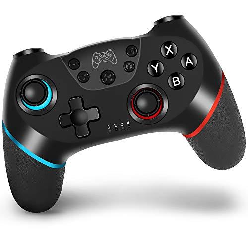 Mando para Nintendo Switch, Vinsic Controlador Bluetooth Ina